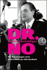 """Cover des Buches """"DR. NO und die Unschuldigen"""""""