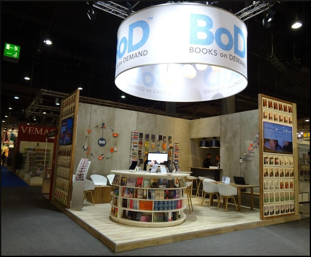 FraBuchmesse2015_BoD Stand_Foto BoD 1_mRand